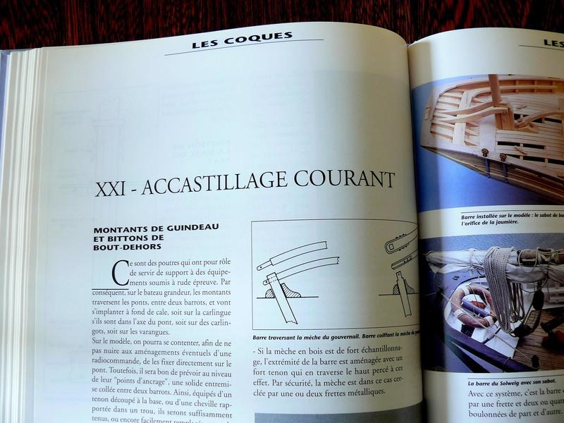 Construction des coques sur membrure - Jean-Claude CHAZARAIN Photo514