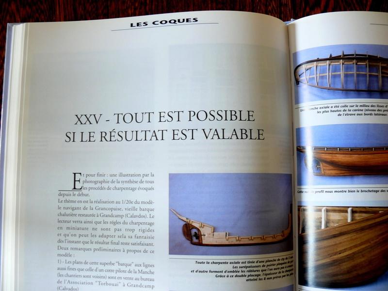 Construction des coques sur membrure - Jean-Claude CHAZARAIN Photo517