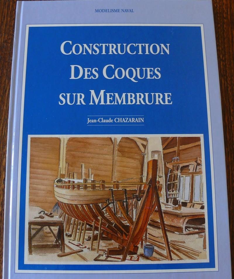 Construction des coques sur membrure - Jean-Claude CHAZARAIN Photo710
