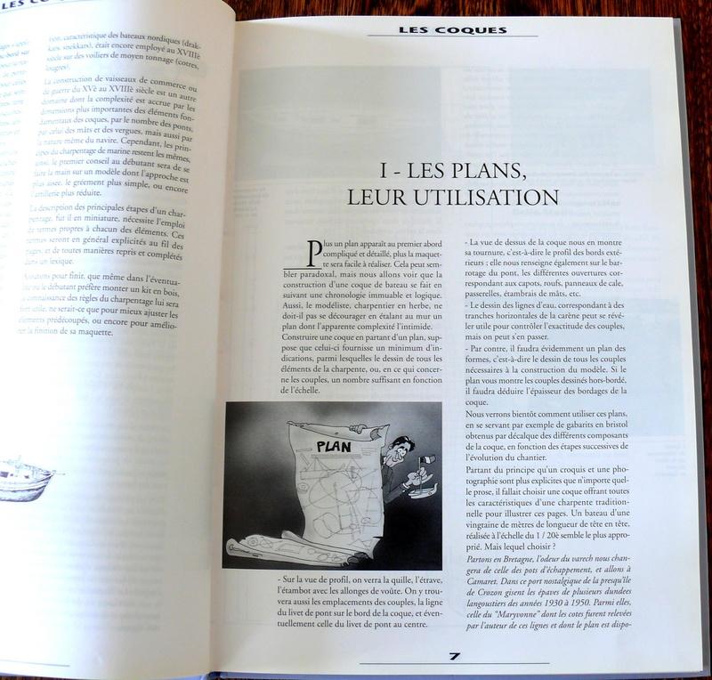 Construction des coques sur membrure - Jean-Claude CHAZARAIN Photo910