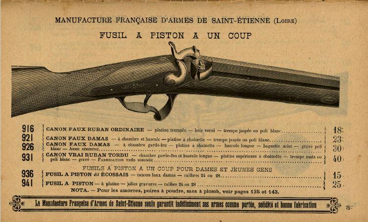 Identification d'un vieux fusil PN Chasse10