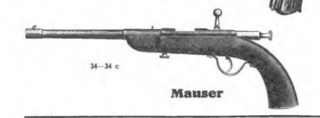 Refaire une crosse Mauser10