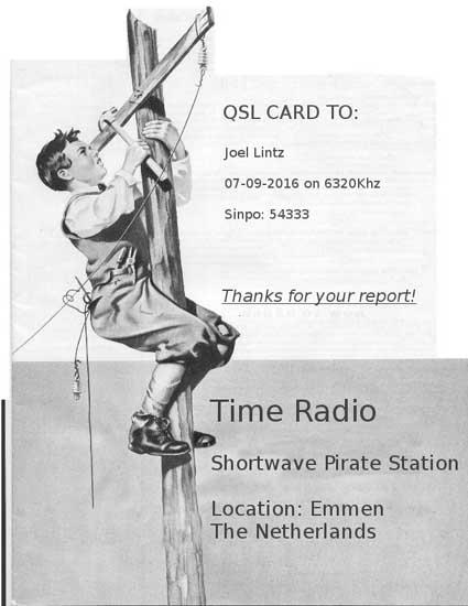 eQSL de TIME RADIO Time_r10