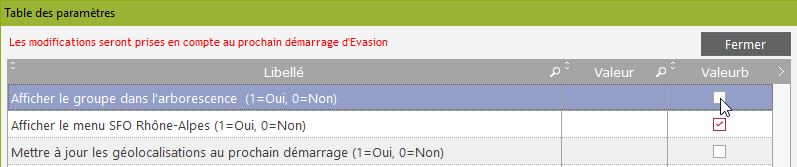 Version V9 d'Evasion, une version majeure ! 2016-018