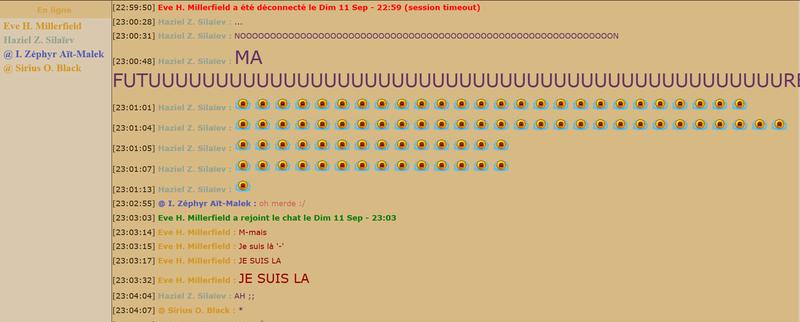 J - Les perles de la Chatbox - Page 2 Victor11