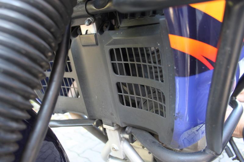 Lavaggio e lucidatura Honda Transalp 600v 1996 Img_2924