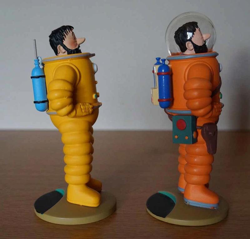 mise en peinture de figurines Tintin - Page 4 Dsc00412
