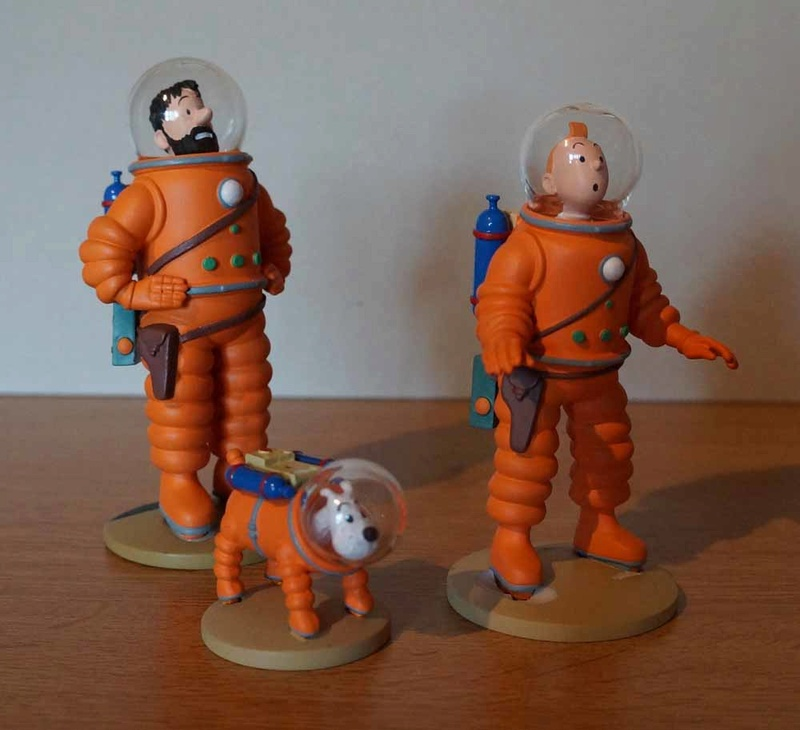 mise en peinture de figurines Tintin - Page 4 Dsc00417