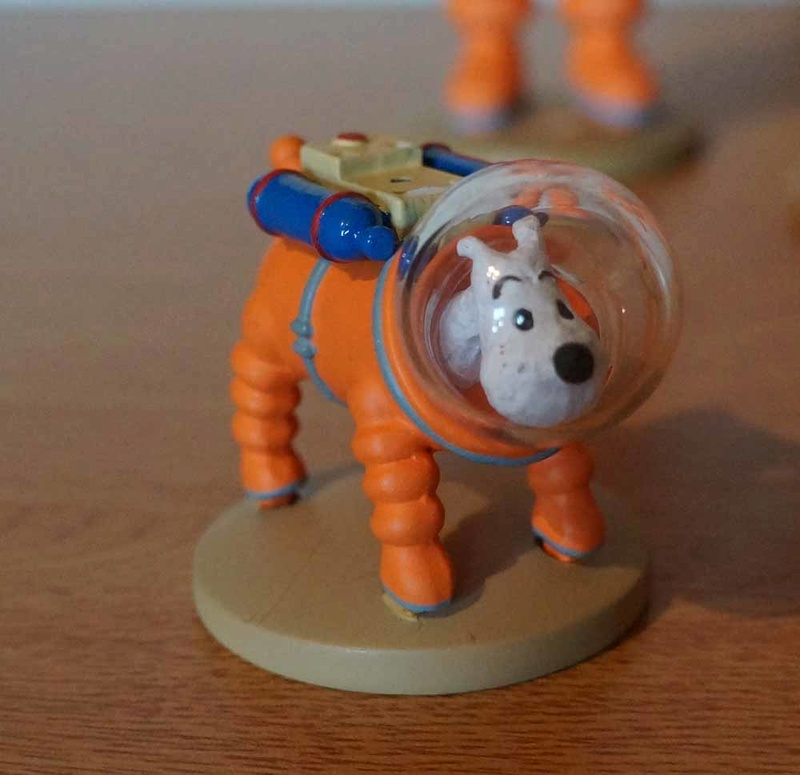 mise en peinture de figurines Tintin - Page 4 Dsc00419