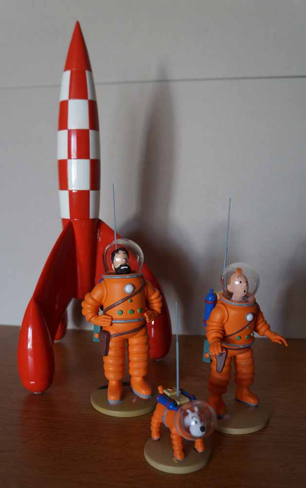 mise en peinture de figurines Tintin - Page 5 Dsc00421