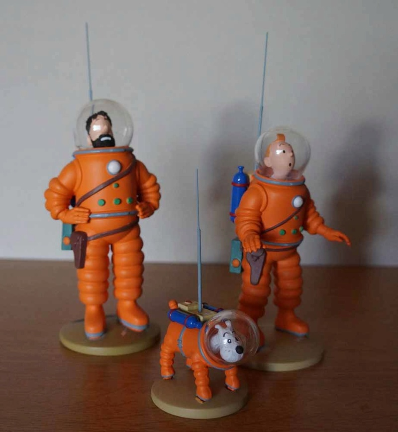 mise en peinture de figurines Tintin - Page 5 Dsc00422