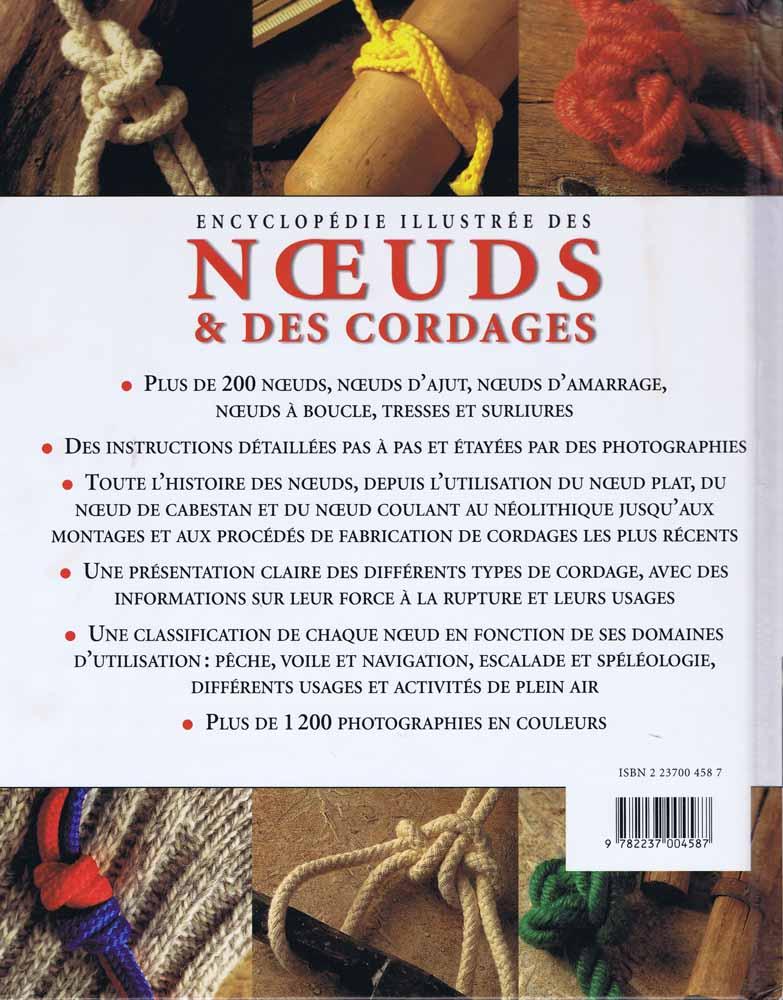 Encyclopédie illustrée des nœuds et cordages - Geoffrey Budworth Encycl10