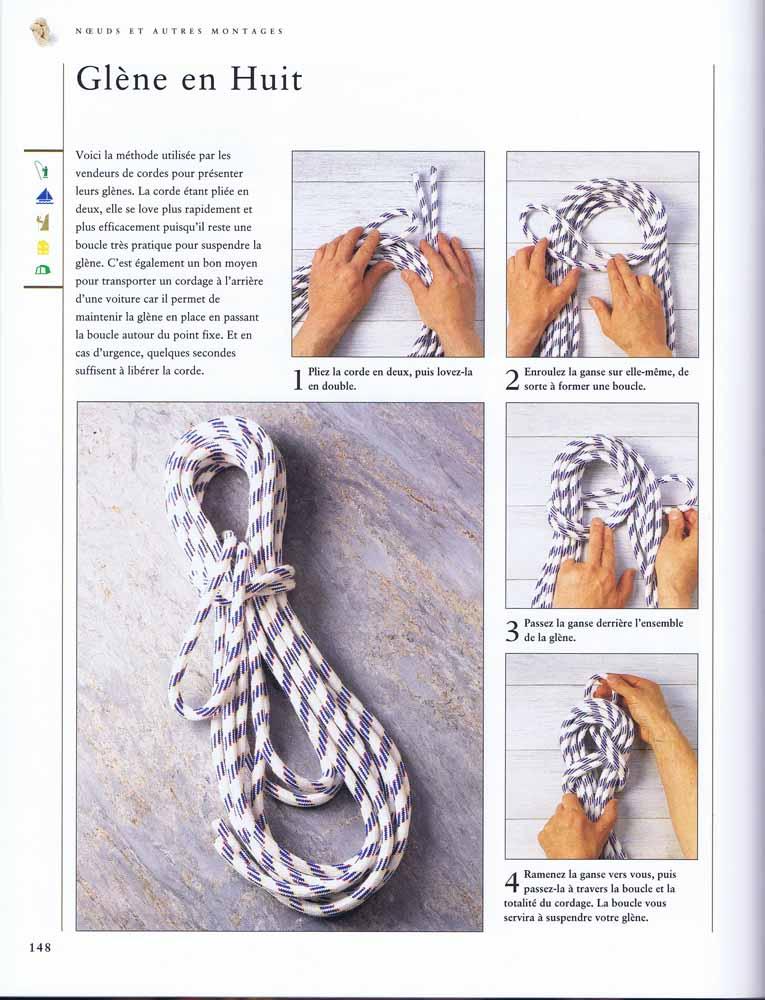 Encyclopédie illustrée des nœuds et cordages - Geoffrey Budworth Encycl16