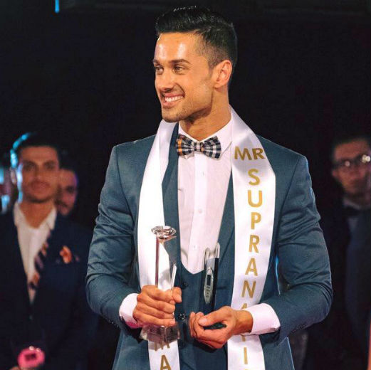 Mister Supranational 2016 Is MEXICO Malta10