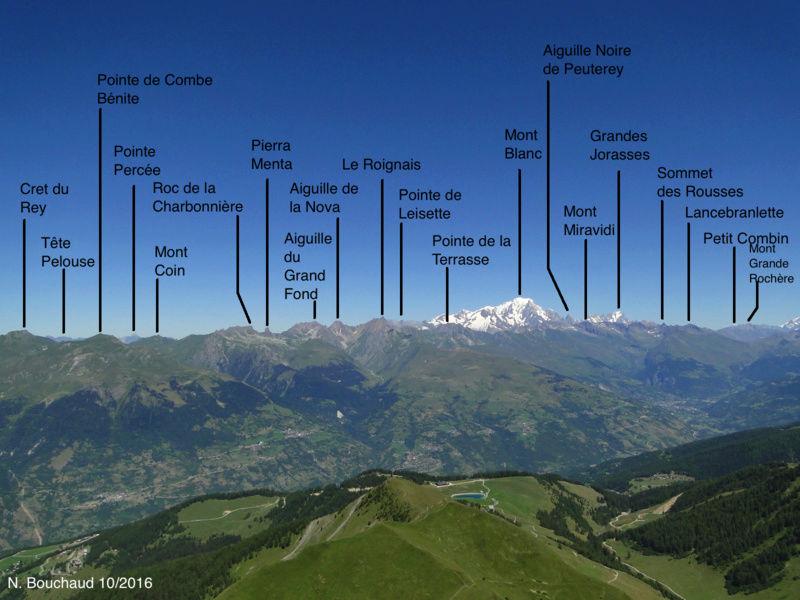 Bozel (la Cour) - Mont Jovet - Roc du Bécoin Dsc04715
