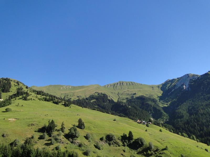 Bozel (la Cour) - Mont Jovet - Roc du Bécoin Dsc04717