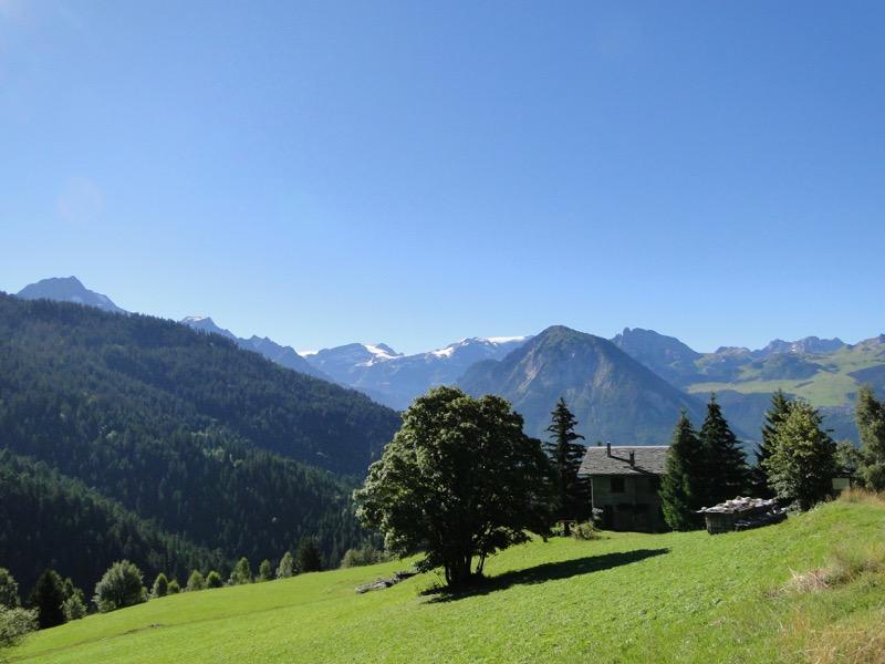Bozel (la Cour) - Mont Jovet - Roc du Bécoin Dsc04718