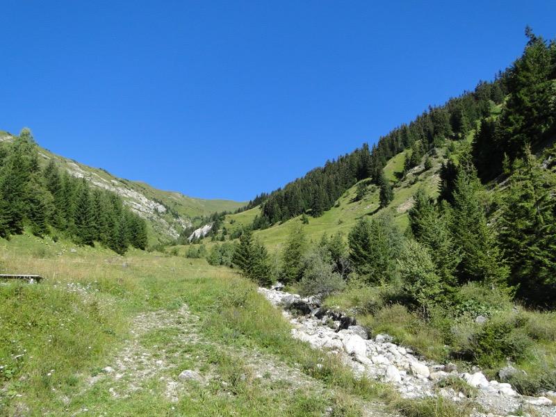Bozel (la Cour) - Mont Jovet - Roc du Bécoin Dsc04719
