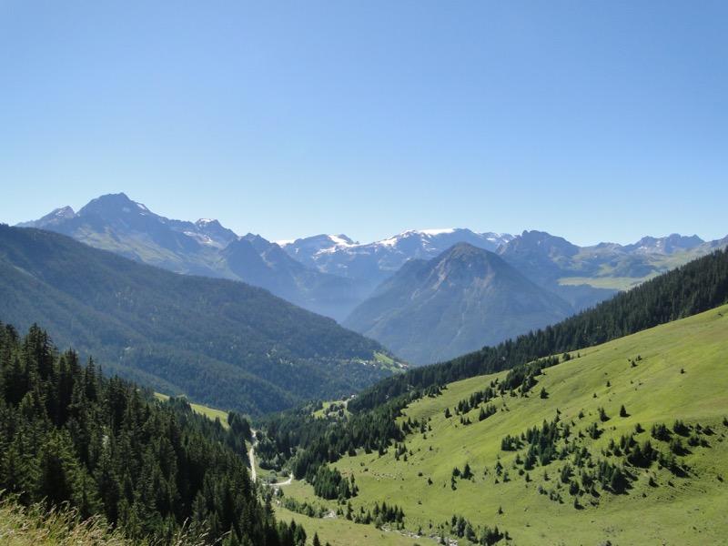 Bozel (la Cour) - Mont Jovet - Roc du Bécoin Dsc04720