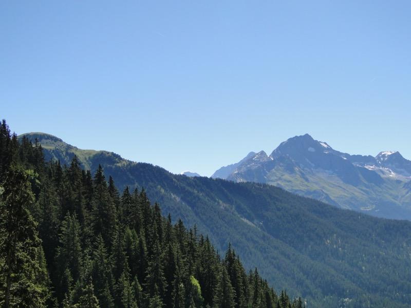 Bozel (la Cour) - Mont Jovet - Roc du Bécoin Dsc04721