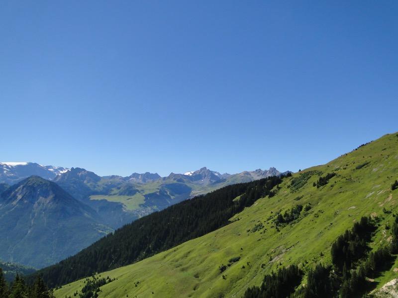 Bozel (la Cour) - Mont Jovet - Roc du Bécoin Dsc04724