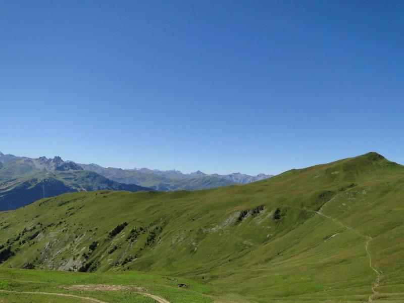 Bozel (la Cour) - Mont Jovet - Roc du Bécoin Dsc04725