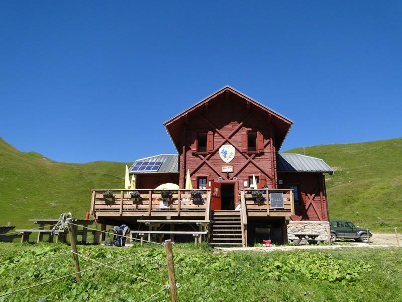 Bozel (la Cour) - Mont Jovet - Roc du Bécoin Dsc04733