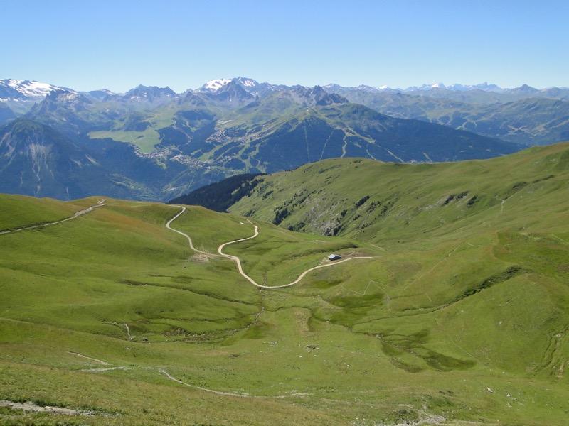 Bozel (la Cour) - Mont Jovet - Roc du Bécoin Dsc04738