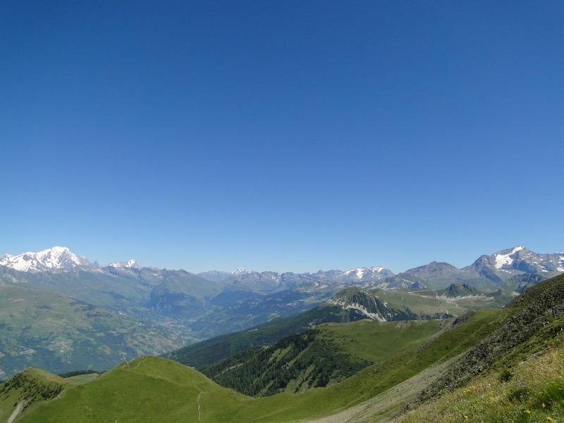 Bozel (la Cour) - Mont Jovet - Roc du Bécoin Dsc04739