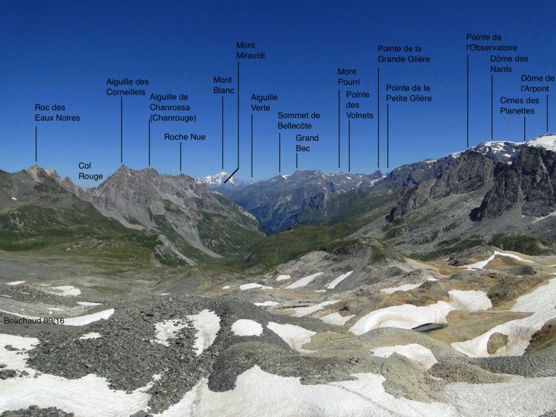 Pralognan-la-Vanoise – Col de Chavière. Dsc04811