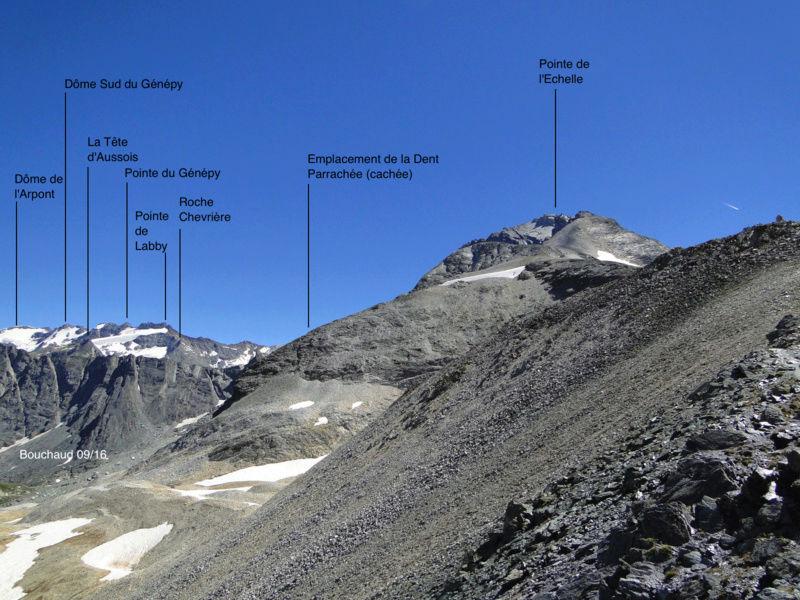 Pralognan-la-Vanoise – Col de Chavière. Dsc04812
