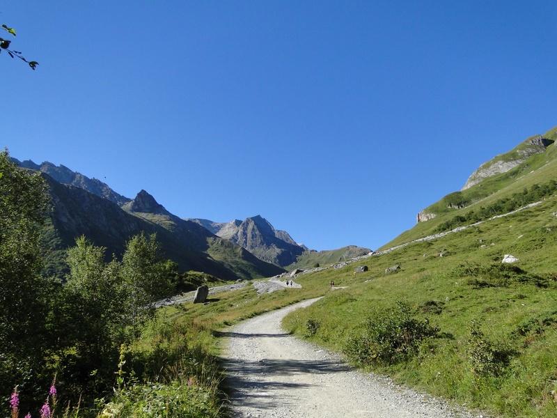 Pralognan-la-Vanoise – Col de Chavière. Dsc04814