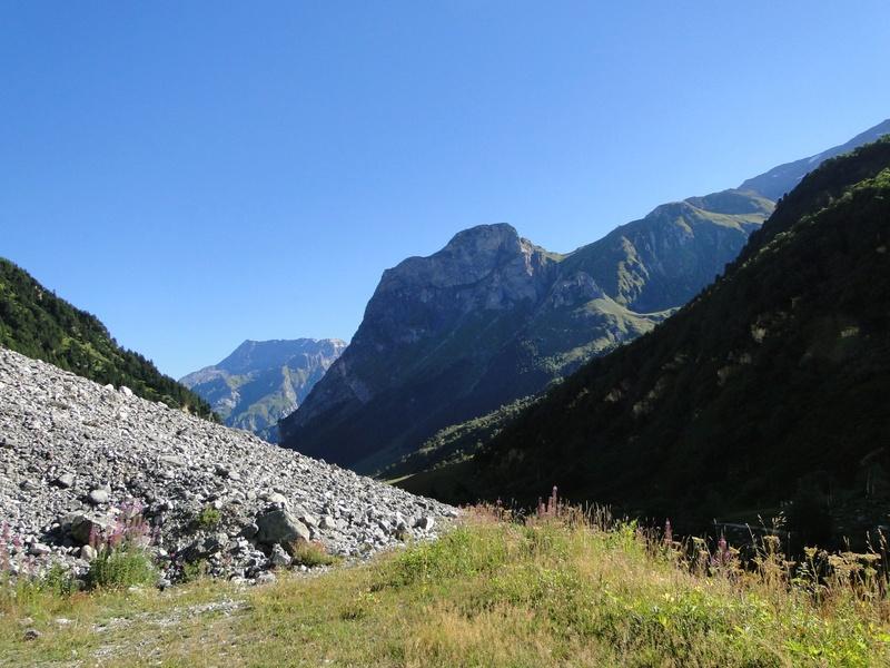 Pralognan-la-Vanoise – Col de Chavière. Dsc04815