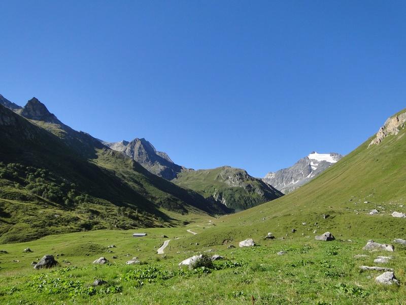 Pralognan-la-Vanoise – Col de Chavière. Dsc04818