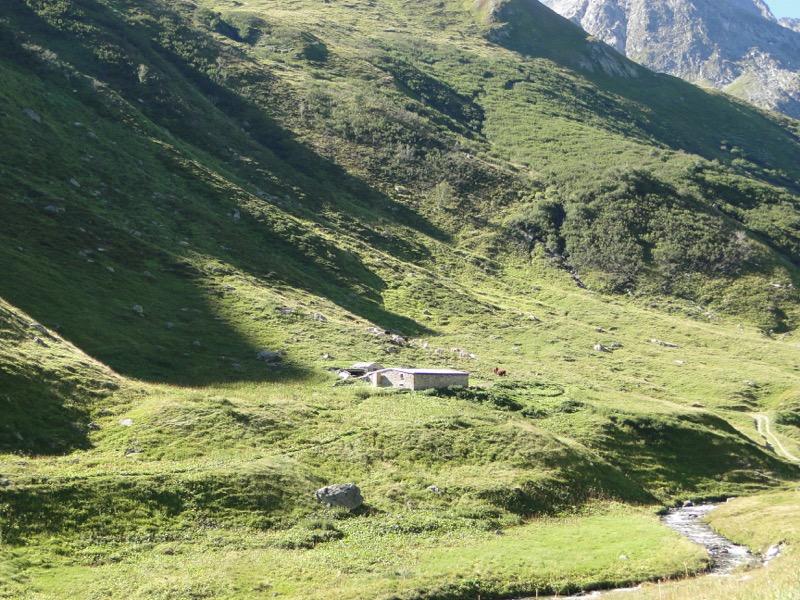 Pralognan-la-Vanoise – Col de Chavière. Dsc04821