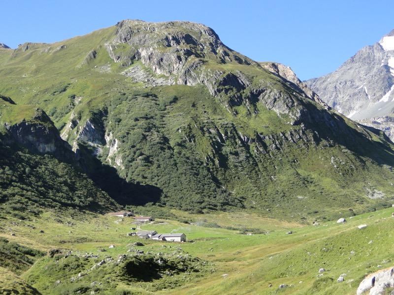 Pralognan-la-Vanoise – Col de Chavière. Dsc04822