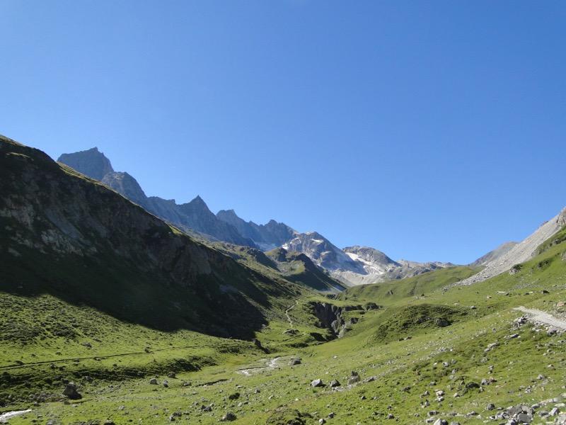 Pralognan-la-Vanoise – Col de Chavière. Dsc04825