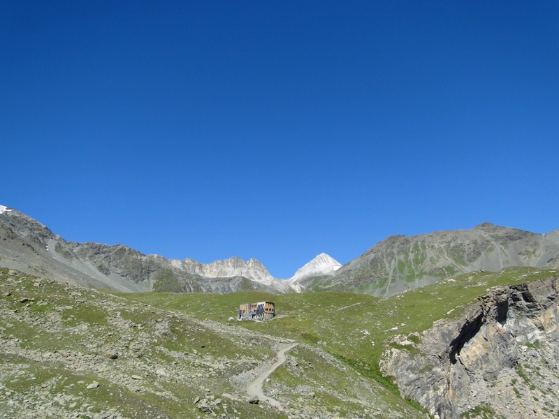 Pralognan-la-Vanoise – Col de Chavière. Dsc04833