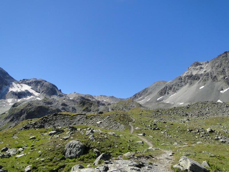 Pralognan-la-Vanoise – Col de Chavière. Dsc04835