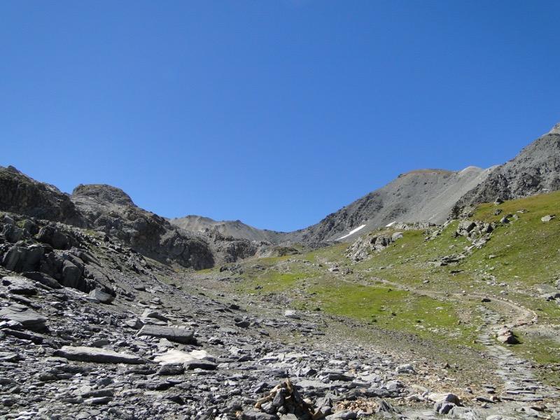Pralognan-la-Vanoise – Col de Chavière. Dsc04836
