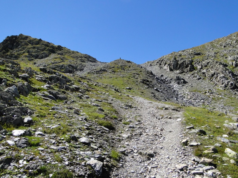 Pralognan-la-Vanoise – Col de Chavière. Dsc04837