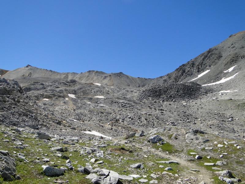 Pralognan-la-Vanoise – Col de Chavière. Dsc04838