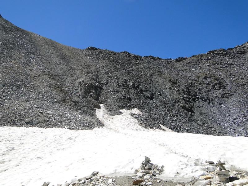 Pralognan-la-Vanoise – Col de Chavière. Dsc04839