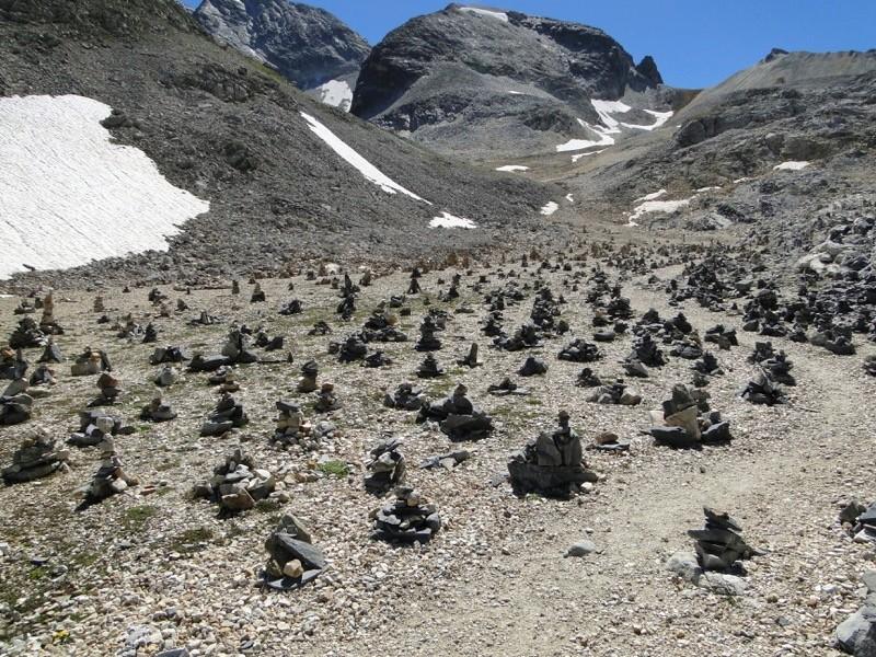 Pralognan-la-Vanoise – Col de Chavière. Dsc04840