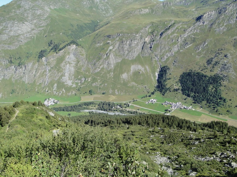 Champagny - refuge du Plan des Gouilles Dsc04854