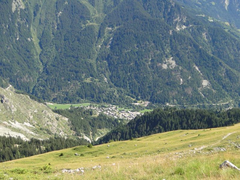 Bozel (la Cour) - Mont Jovet - Roc du Bécoin Dsc04864