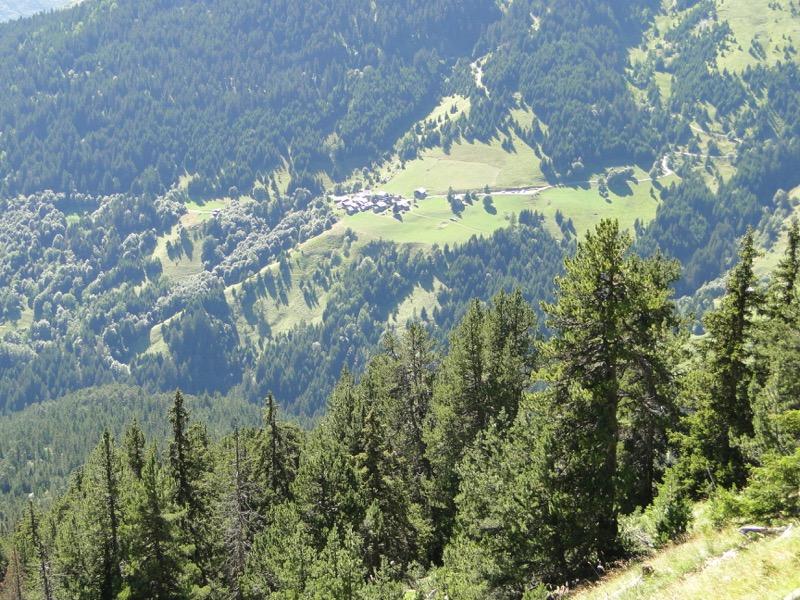 Bozel (la Cour) - Mont Jovet - Roc du Bécoin Dsc04865