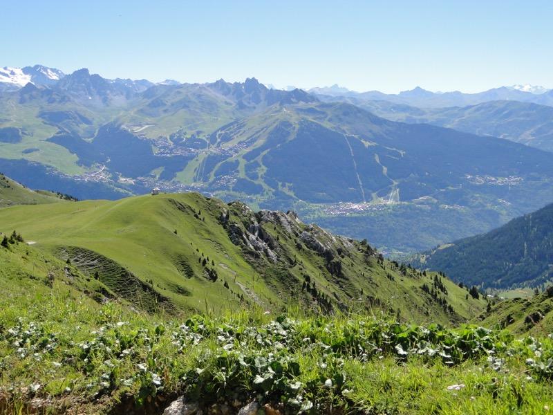 Bozel (la Cour) - Mont Jovet - Roc du Bécoin Dsc04868
