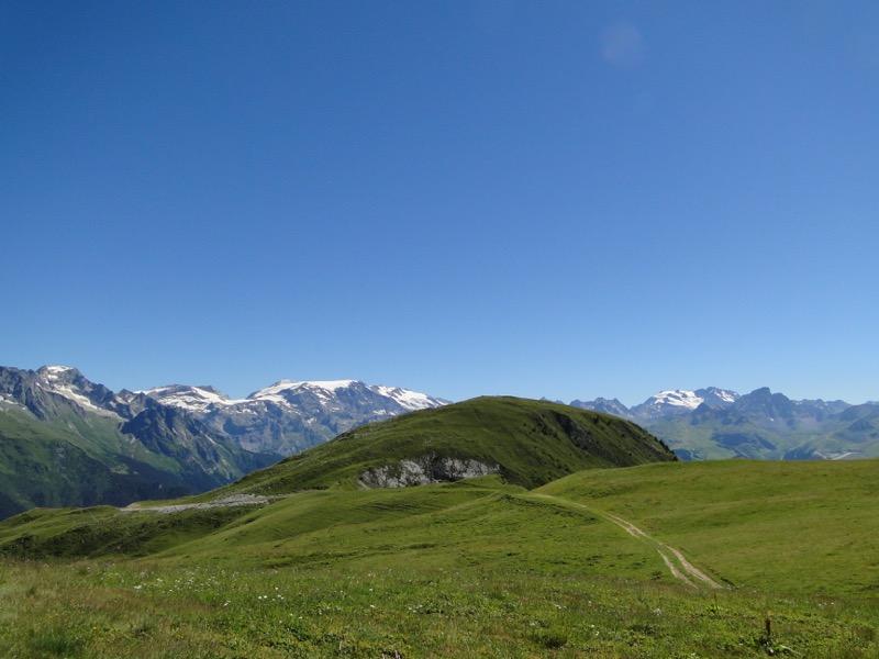 Bozel (la Cour) - Mont Jovet - Roc du Bécoin Dsc04869