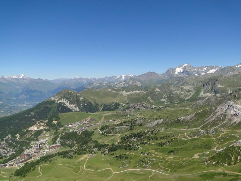 Bozel (la Cour) - Mont Jovet - Roc du Bécoin Dsc04870